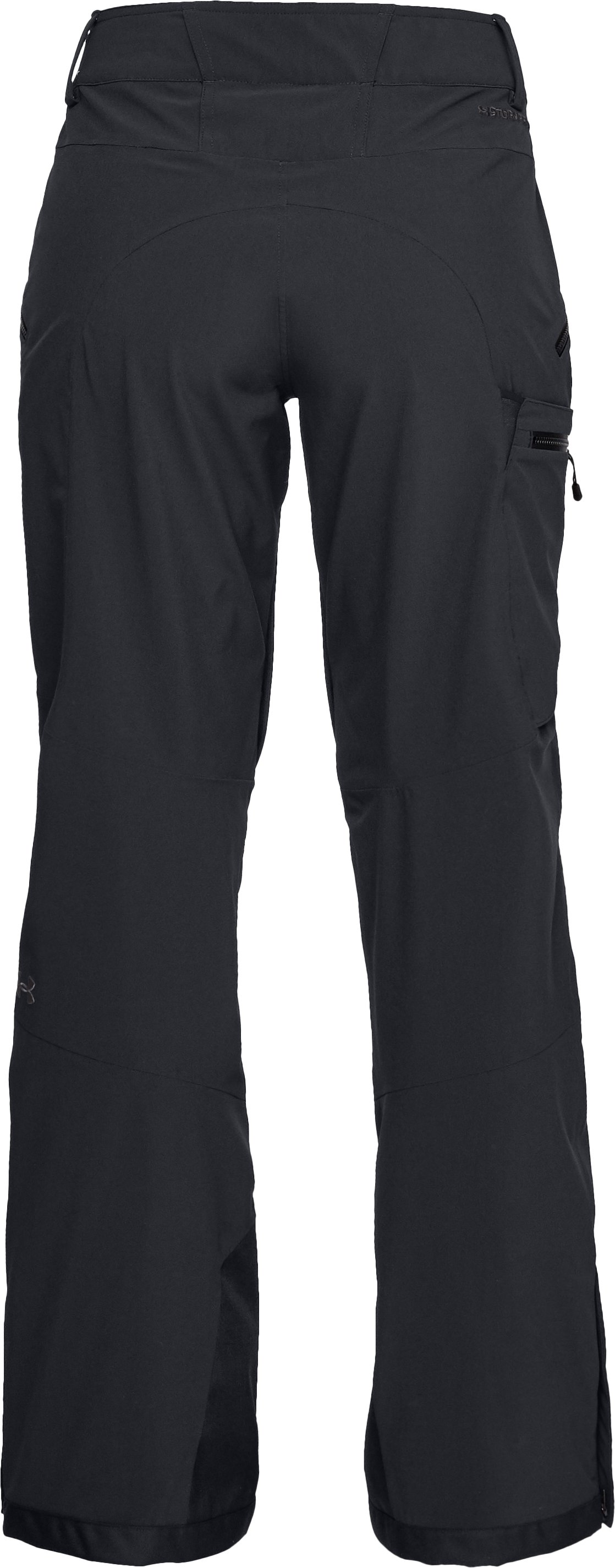 Women's UA Boundless Pants, Black ,