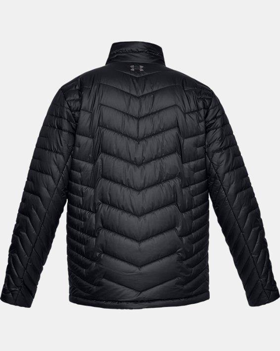 Men's ColdGear® Reactor Jacket, Black, pdpMainDesktop image number 4