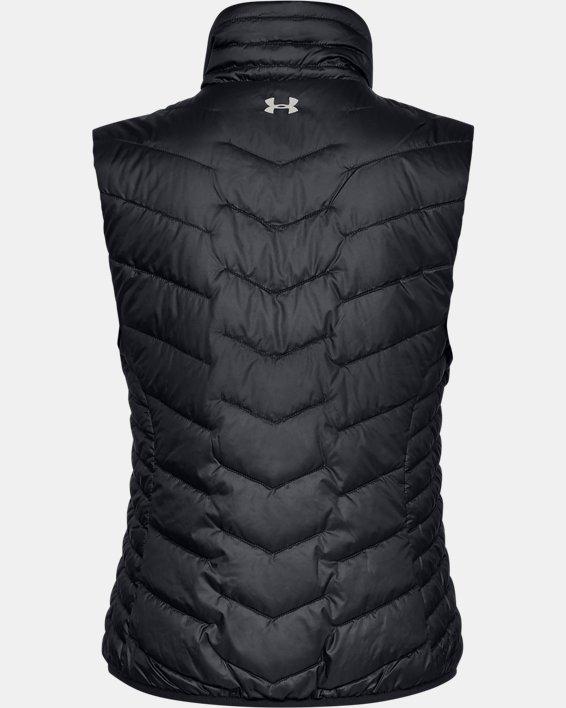Women's ColdGear® Reactor Vest, Black, pdpMainDesktop image number 4