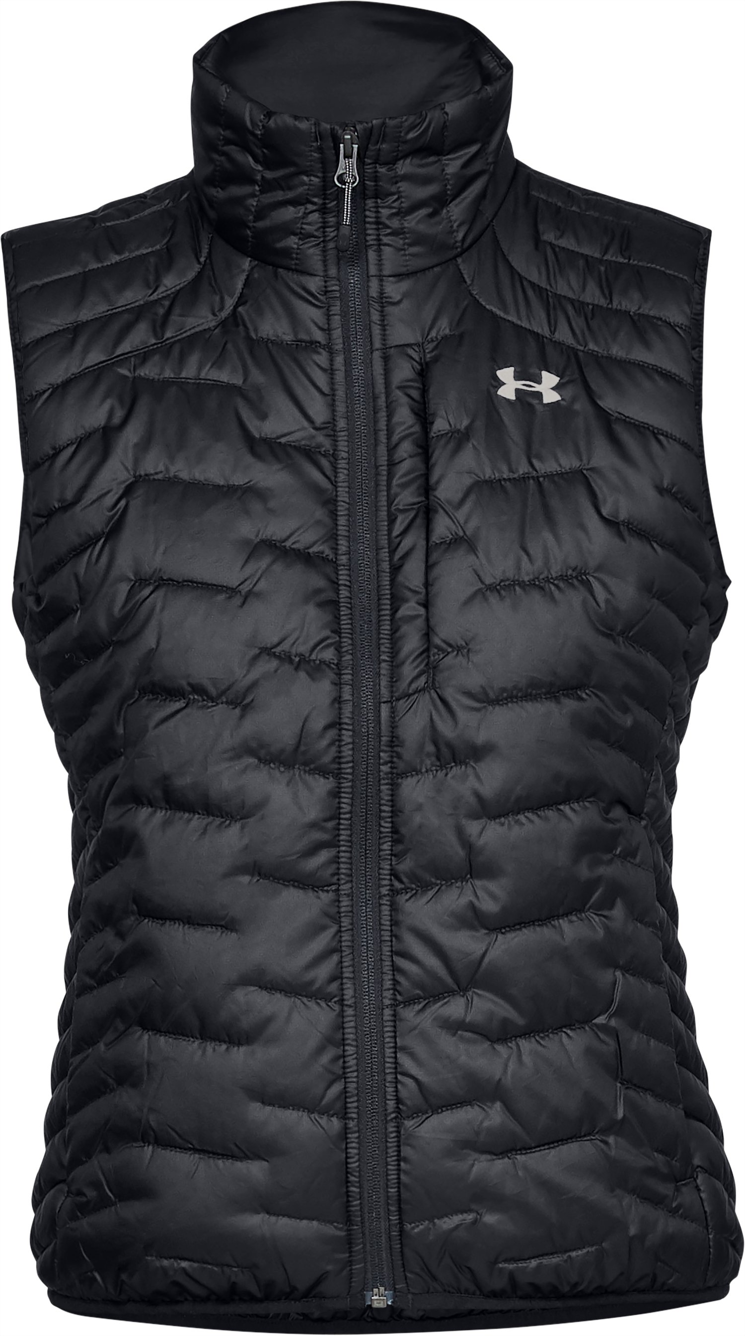 Women's ColdGear® Reactor Vest, Black ,