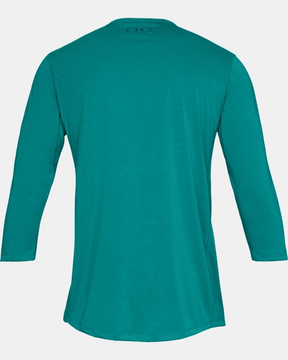 Men's UA Siro Utility T-Shirt Graphic, Green, pdpMainDesktop image number 5