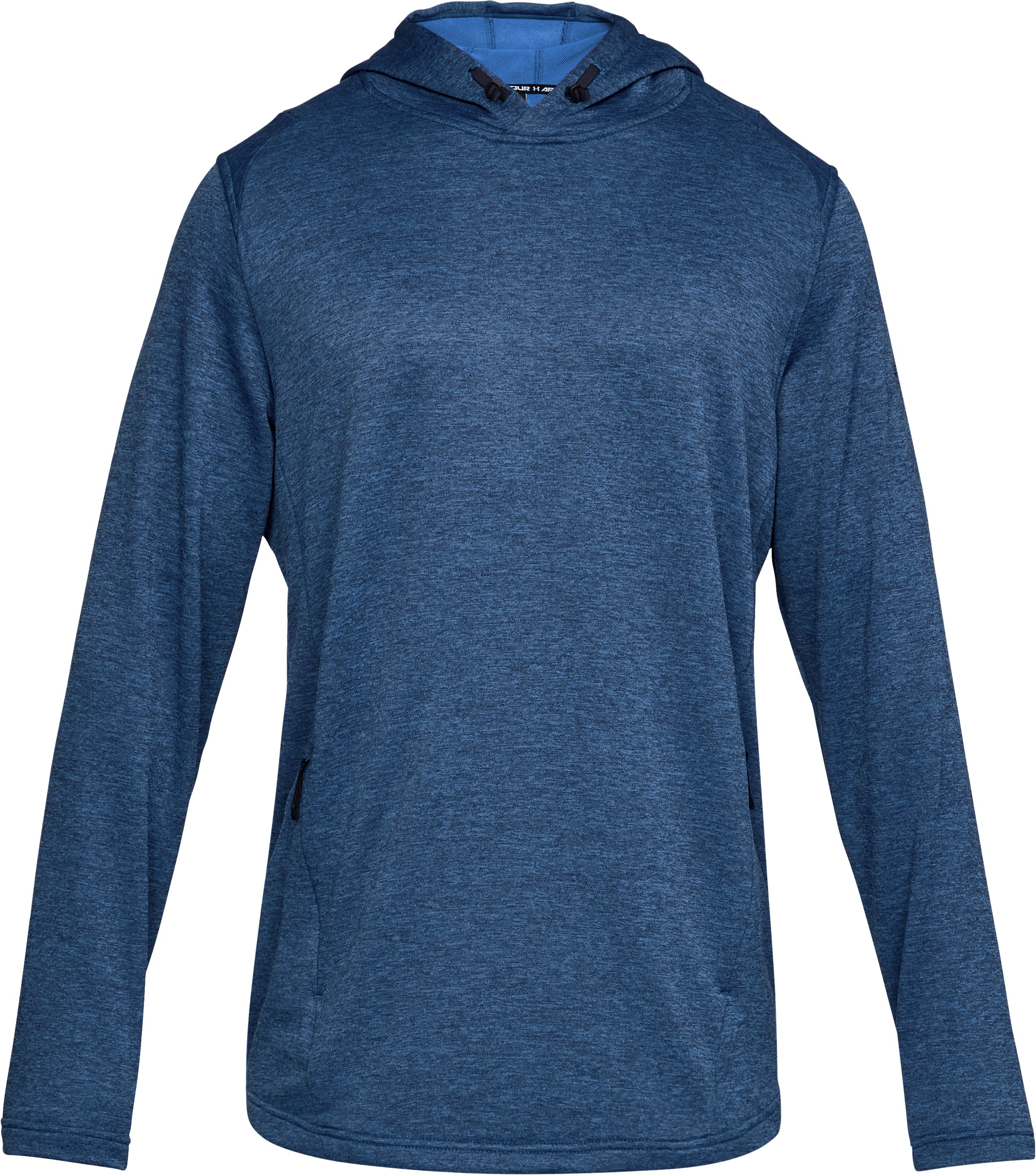 Men's UA MK1 Terry Hoodie, MOROCCAN BLUE, undefined