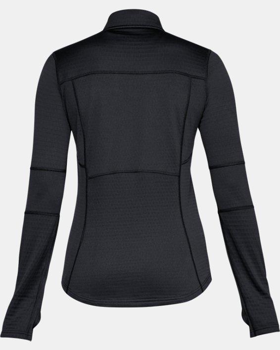 Women's UA Spectra ½ Zip, Black, pdpMainDesktop image number 4