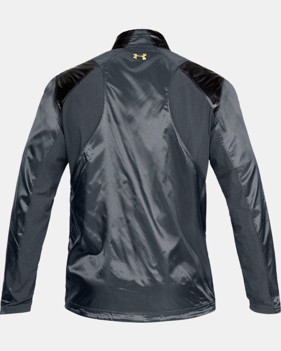 Men's UA Perpetual Jacket, Gray, pdpMainDesktop image number 5