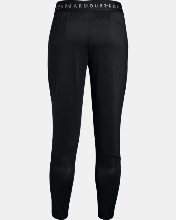 Women's UA Armour Sport Pants, Black, pdpMainDesktop image number 4