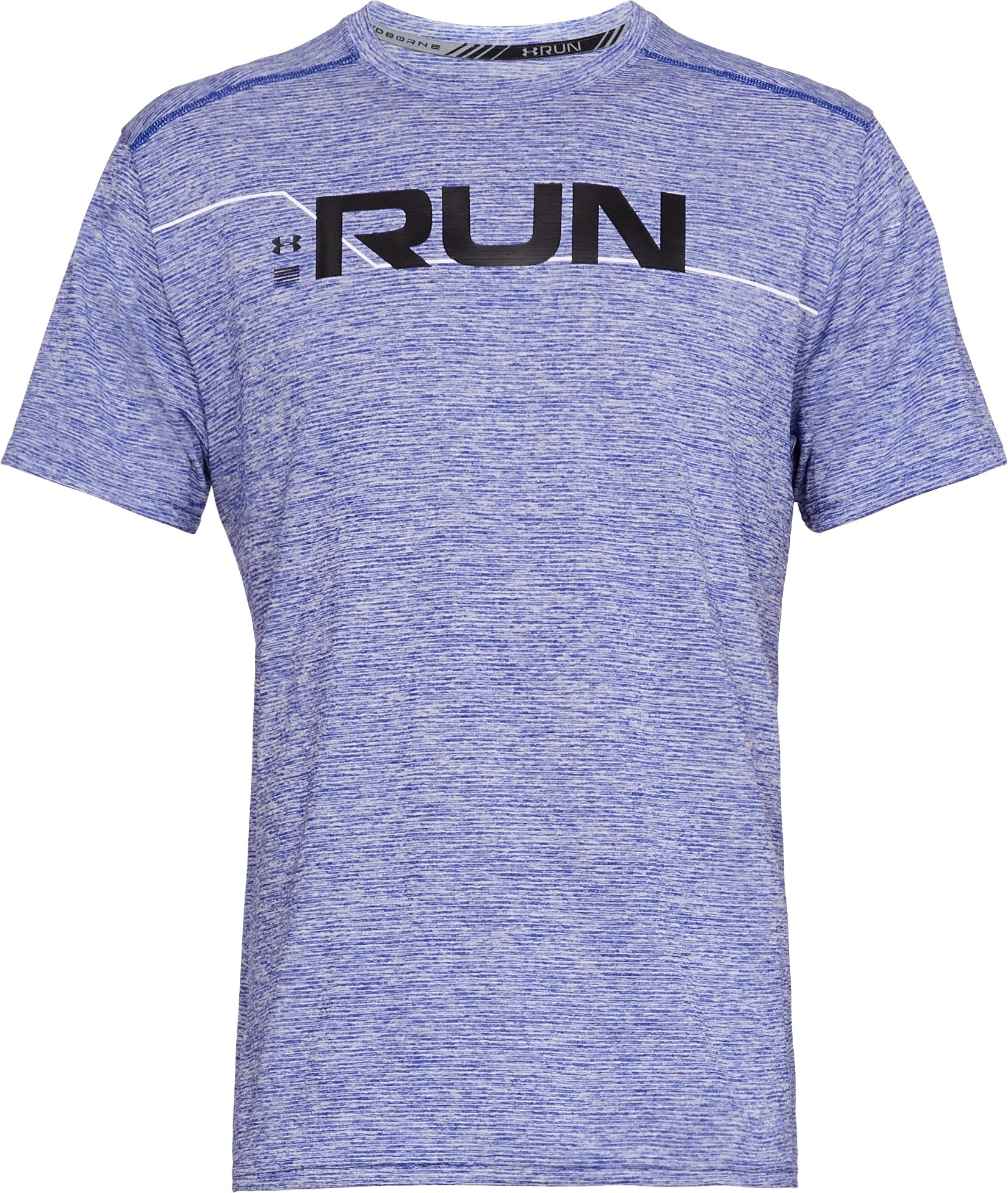 Men's UA Front T-Shirt, FORMATION BLUE,