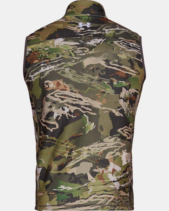 Men's UA OffGrid Fleece Camo Vest, Misc/Assorted, pdpMainDesktop image number 4