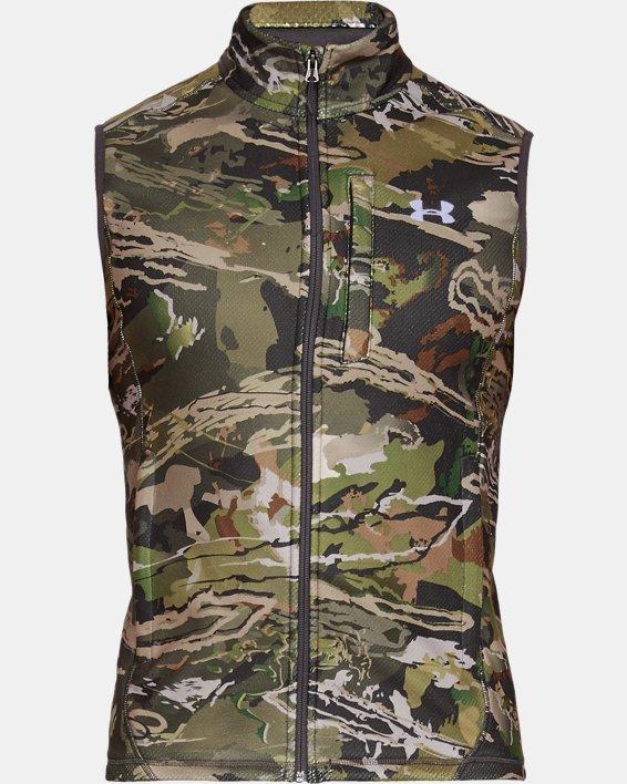 Men's UA OffGrid Fleece Camo Vest, Misc/Assorted, pdpMainDesktop image number 3