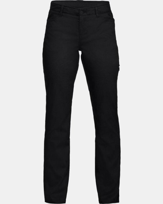 Pantaloni UA Enduro da donna, Black, pdpMainDesktop image number 4