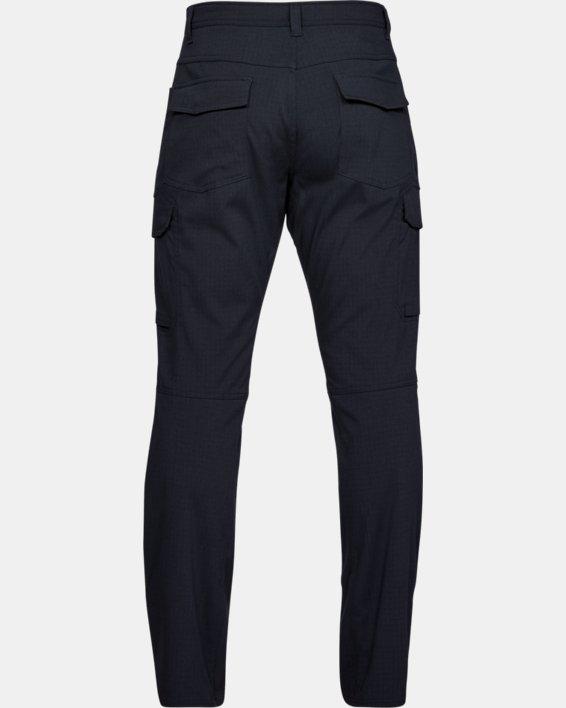 Men's UA Enduro Cargo Pants, Black, pdpMainDesktop image number 5