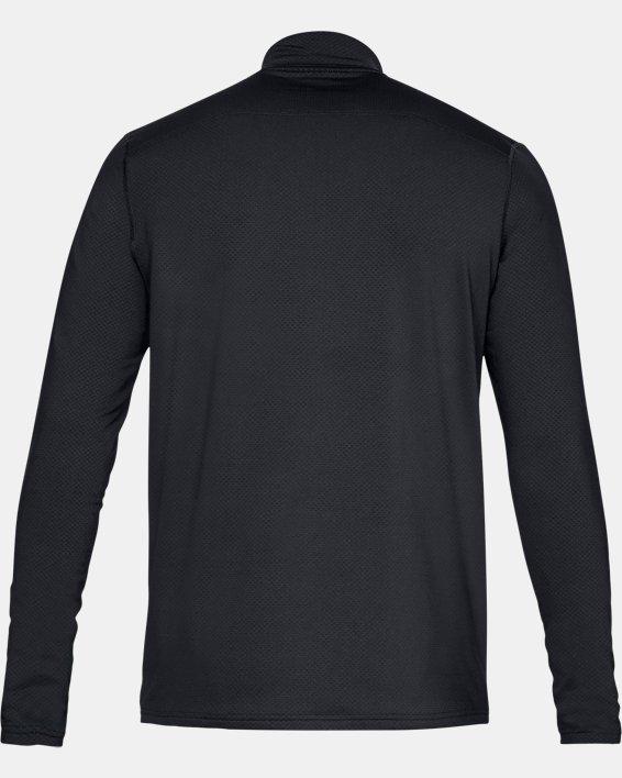 Men's UA Tactical Mock Base Long Sleeve Shirt, Black, pdpMainDesktop image number 4