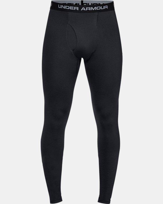Men's UA Tactical Base Leggings, Black, pdpMainDesktop image number 3