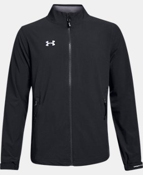 Boys' UA Hockey Warm-Up Jacket   $85