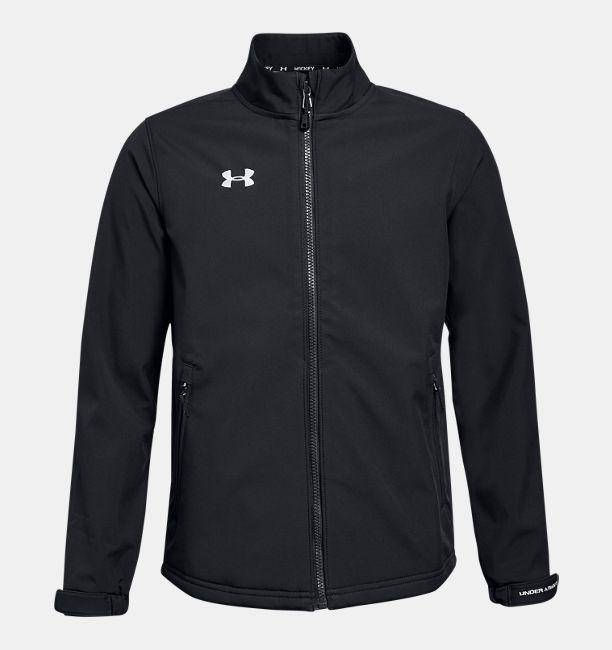 c93f51b6dd Boys' UA Hockey Softshell Jacket | Under Armour CA