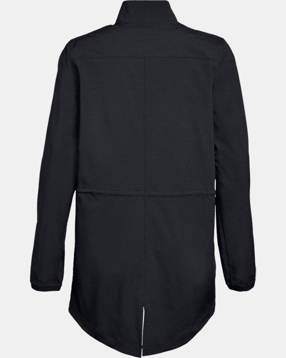 Women's UA Windstrike Jacket, Black, pdpMainDesktop image number 5