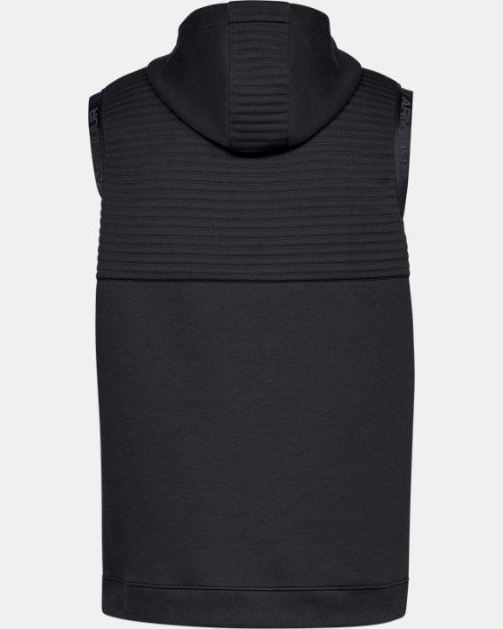 Men's UA Ace Cage Vest, Black, pdpMainDesktop image number 5
