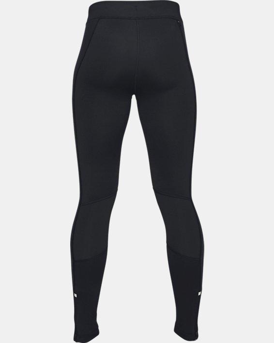 Legging ColdGear® Run Storm pour femme, Black, pdpMainDesktop image number 5
