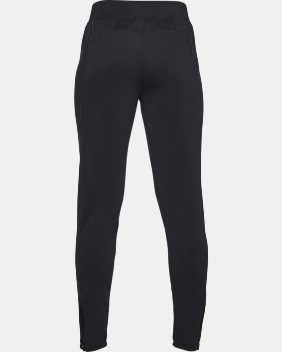 Women's ColdGear® Run Pants, Black, pdpMainDesktop image number 5