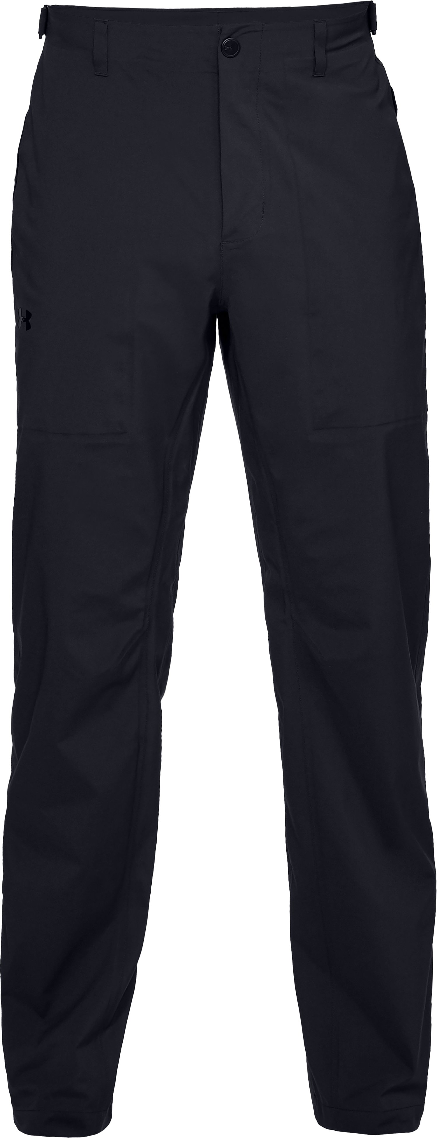 Men's UA Storm GORE-TEX® Paclite® Pants, Black ,