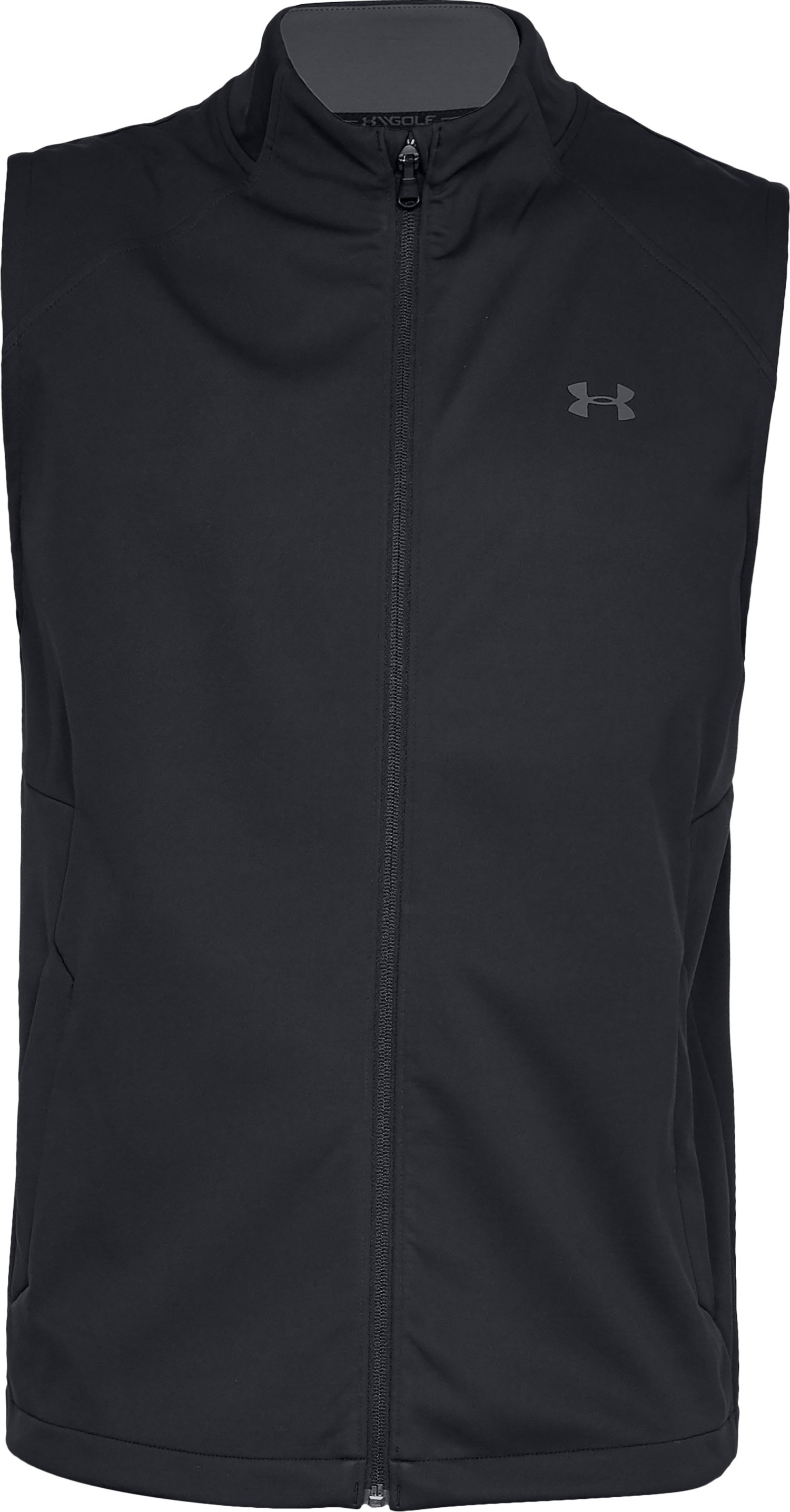 Men's UA Storm Vest, Black ,
