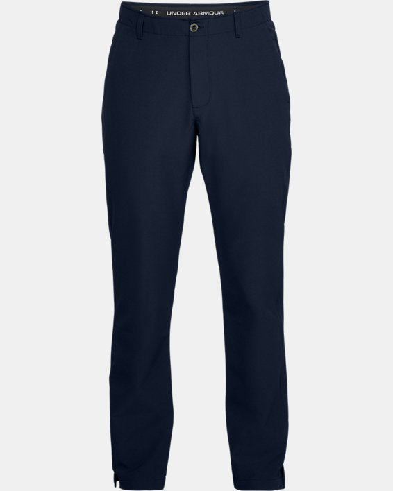 Men's ColdGear® Infrared Showdown Pants, Navy, pdpMainDesktop image number 4