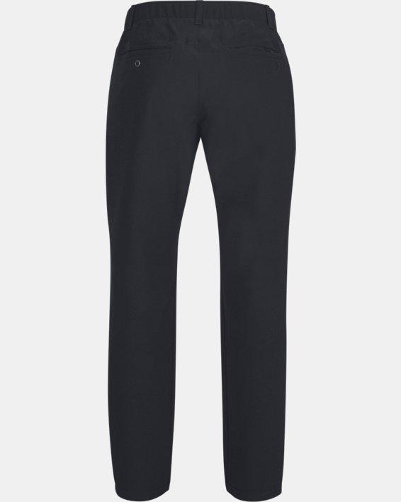Men's ColdGear® Infrared Showdown Tapered Pants, Black, pdpMainDesktop image number 6