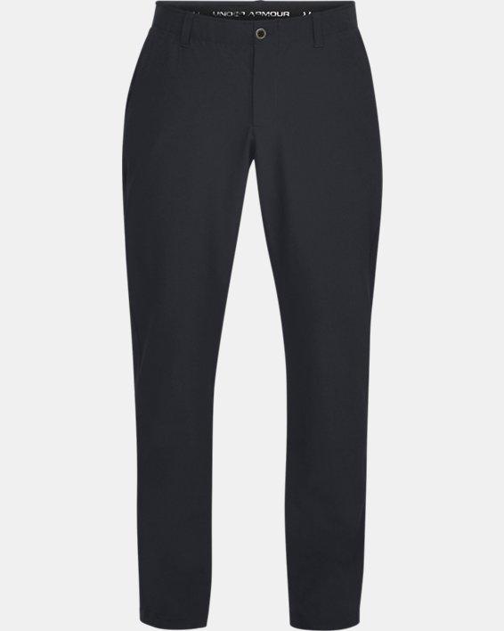 Men's ColdGear® Infrared Showdown Tapered Pants, Black, pdpMainDesktop image number 5