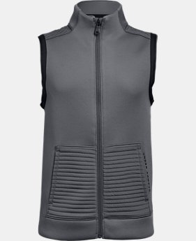 Boys' UA Storm Daytona Vest  2  Colors Available $55