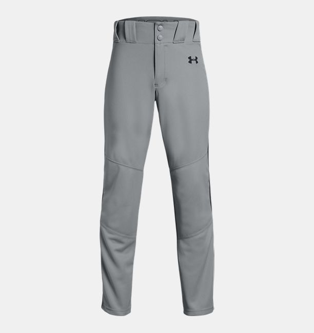 12a32d28903 Boys  UA Utility Relaxed Piped Baseball Pants