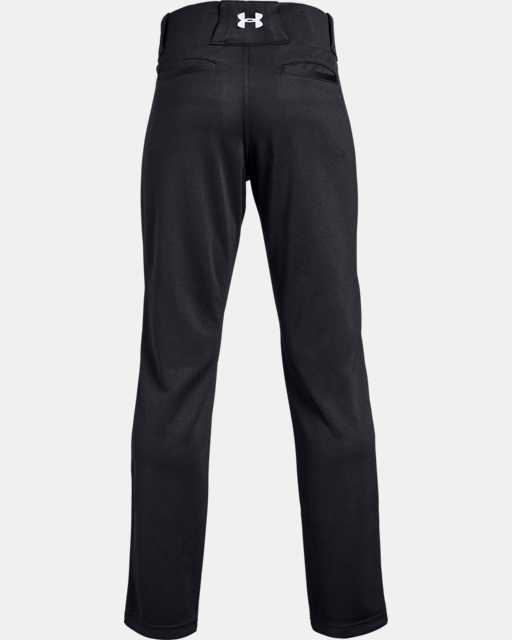 Boys' UA Utility Relaxed Baseball Pants