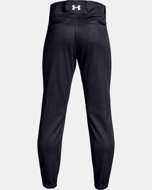 Boys' UA Utility Relaxed Closed Baseball Pants