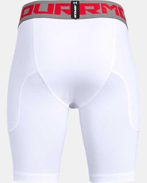 Boys' UA Utility Slider w/ Cup Shorts