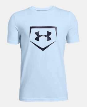 f52881152a Boys' Charged Cotton Graphic T's | Under Armour US