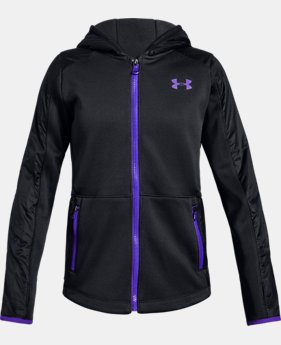 New Arrival Girls' UA Swacket  2  Colors Available $100