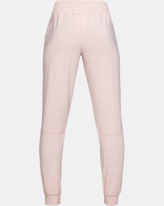 Women's UA RECOVER™ Sleepwear Ultra Comfort Pants, Pink, pdpMainDesktop image number 1