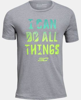 Boys' SC30 ICDAT Short Sleeve T-Shirt  3  Colors Available $25