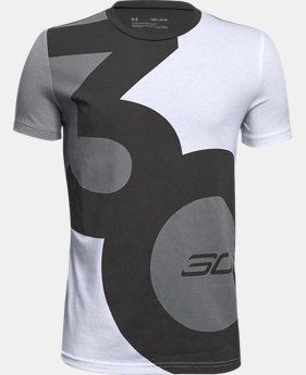 Boys' SC30 Big 30 Short Sleeve T-Shirt  1  Color Available $28
