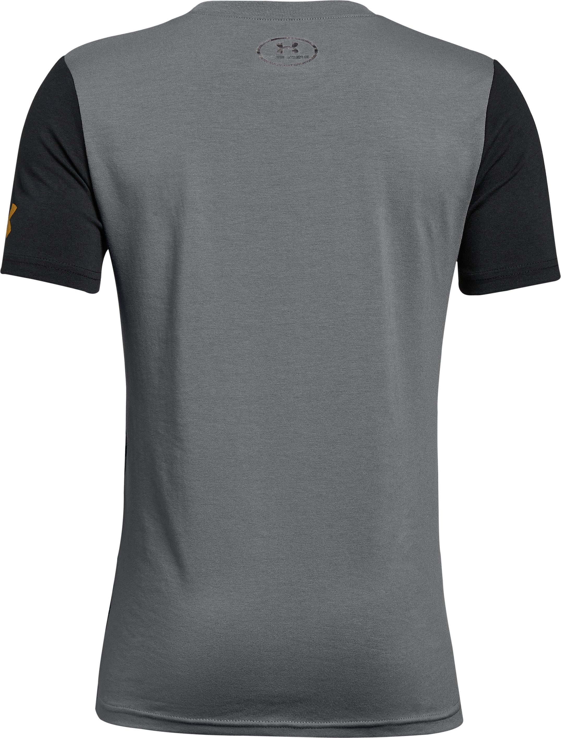 Boys' SC30 Money From The Arc Short Sleeve T-Shirt, Graphite,