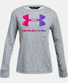 Girls' UA Finale Terry Crew   $35