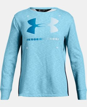 New Arrival Girls' UA Finale Terry Crew FREE U.S. SHIPPING 1  Color Available $35