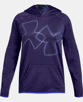 Girls' Armour Fleece® Dual Logo Hoodie 30% OFF ENDS 11/26 5  Colors Available $28