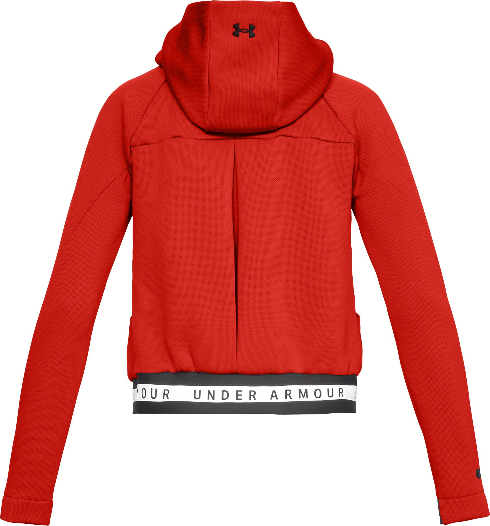 Women's UA Unstoppable /MOVE Full Zip, RADIO RED,