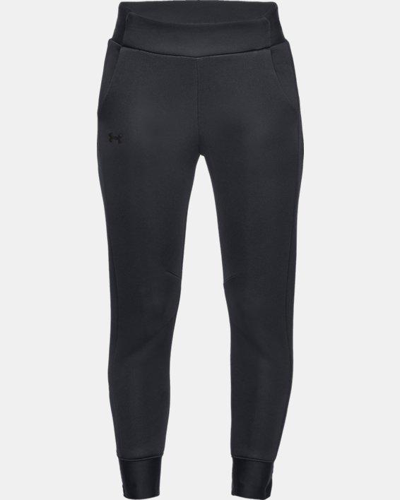 Women's UA Move Pants, Black, pdpMainDesktop image number 4