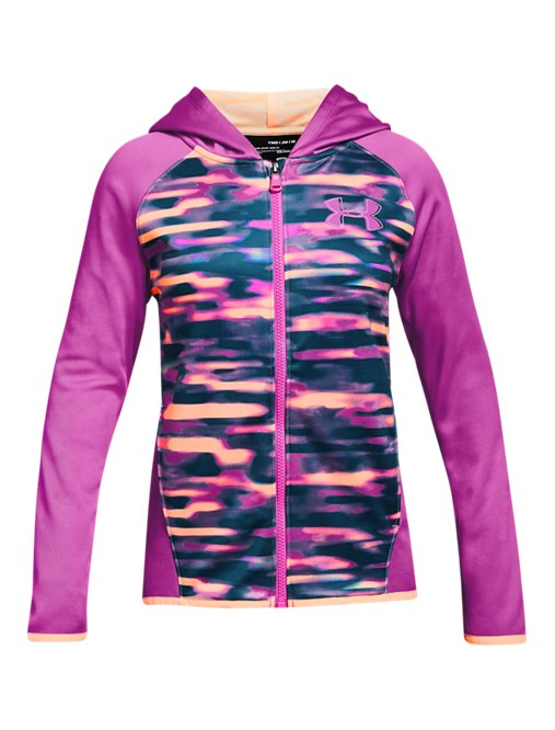 942bc28fa This review is fromGirls' Armour Fleece® Full Zip Hoodie - Printed.