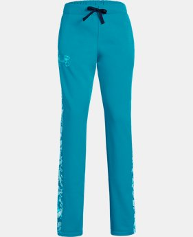 Girls' Armour Fleece® Pants  5  Colors Available $40