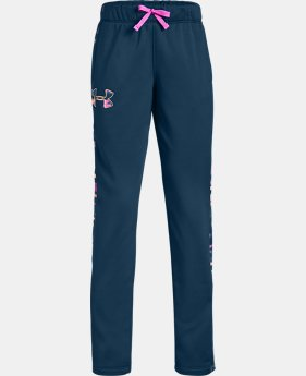 Girls' Armour Fleece® Pants  5  Colors Available $50