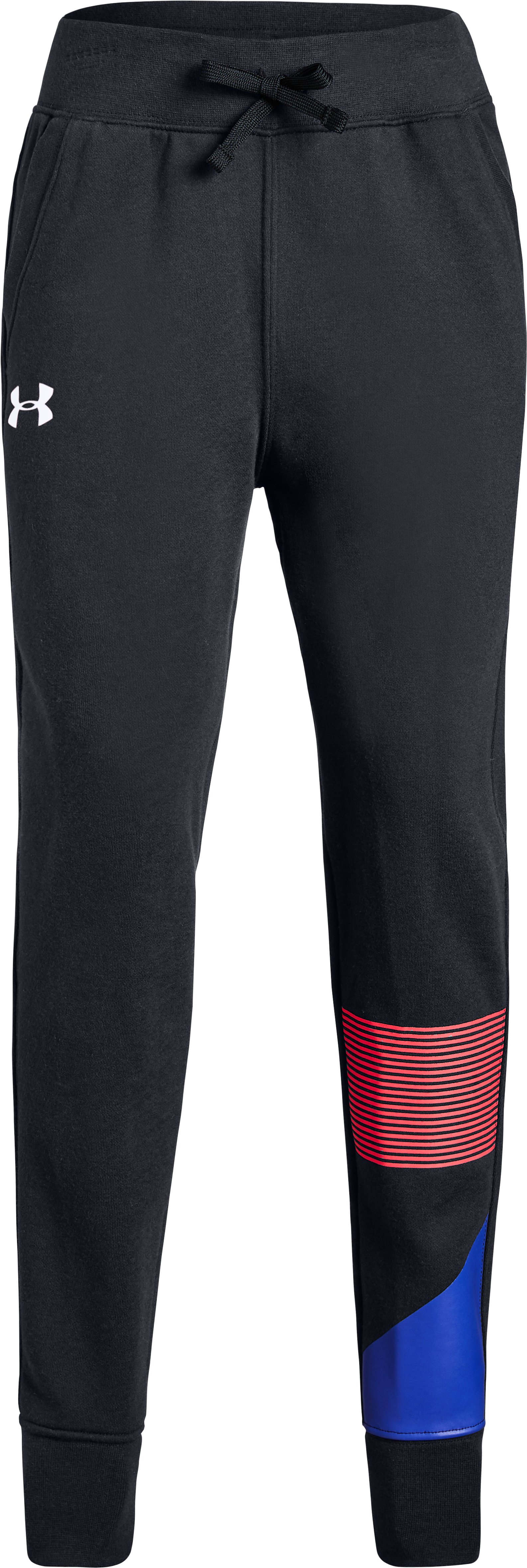 Rival Jogger, Black , zoomed