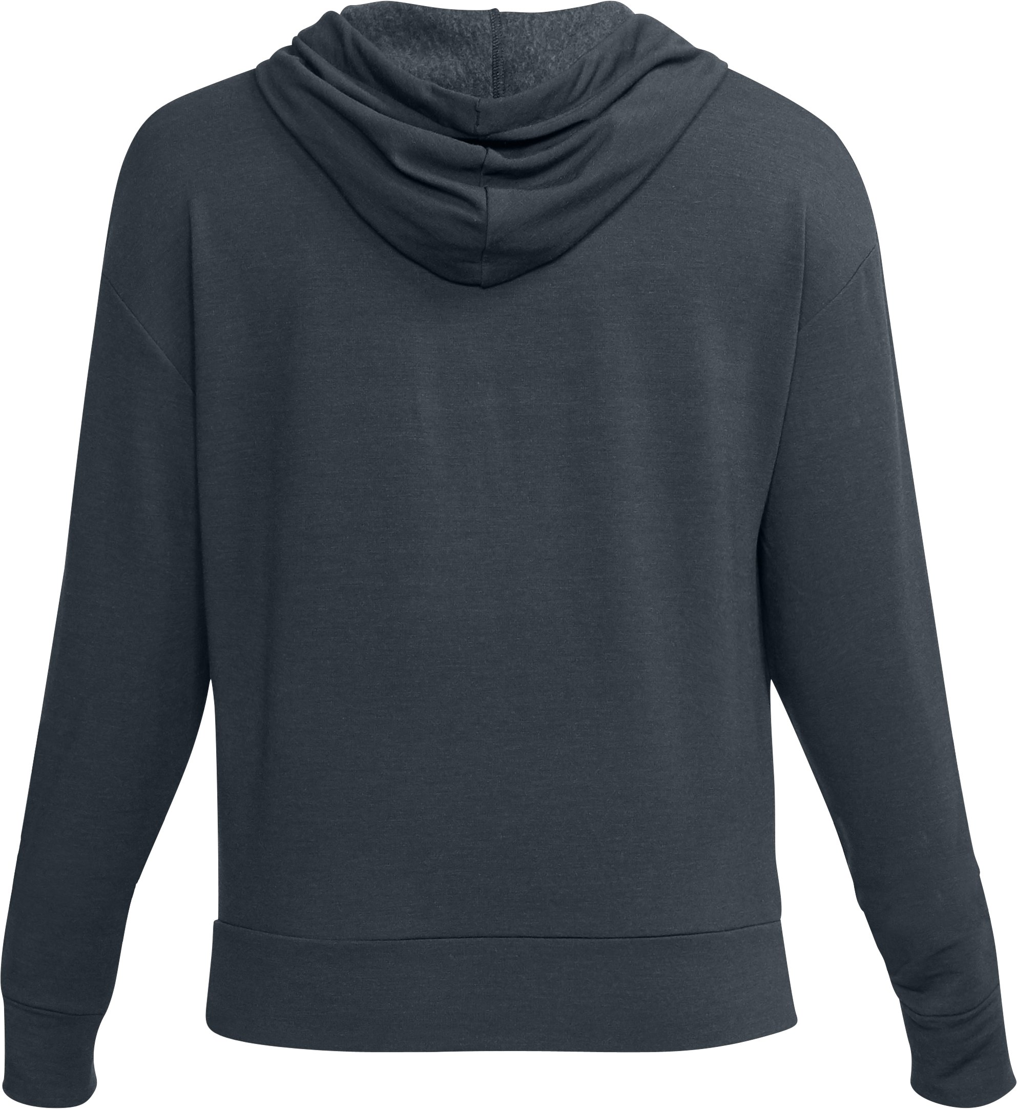Women's UA Unstoppable Pullover Hoodie, Black , undefined
