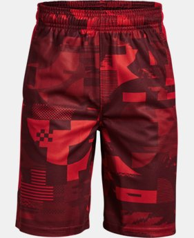 New Arrival Boys' UA Baseline Shorts FREE U.S. SHIPPING 4  Colors Available $30