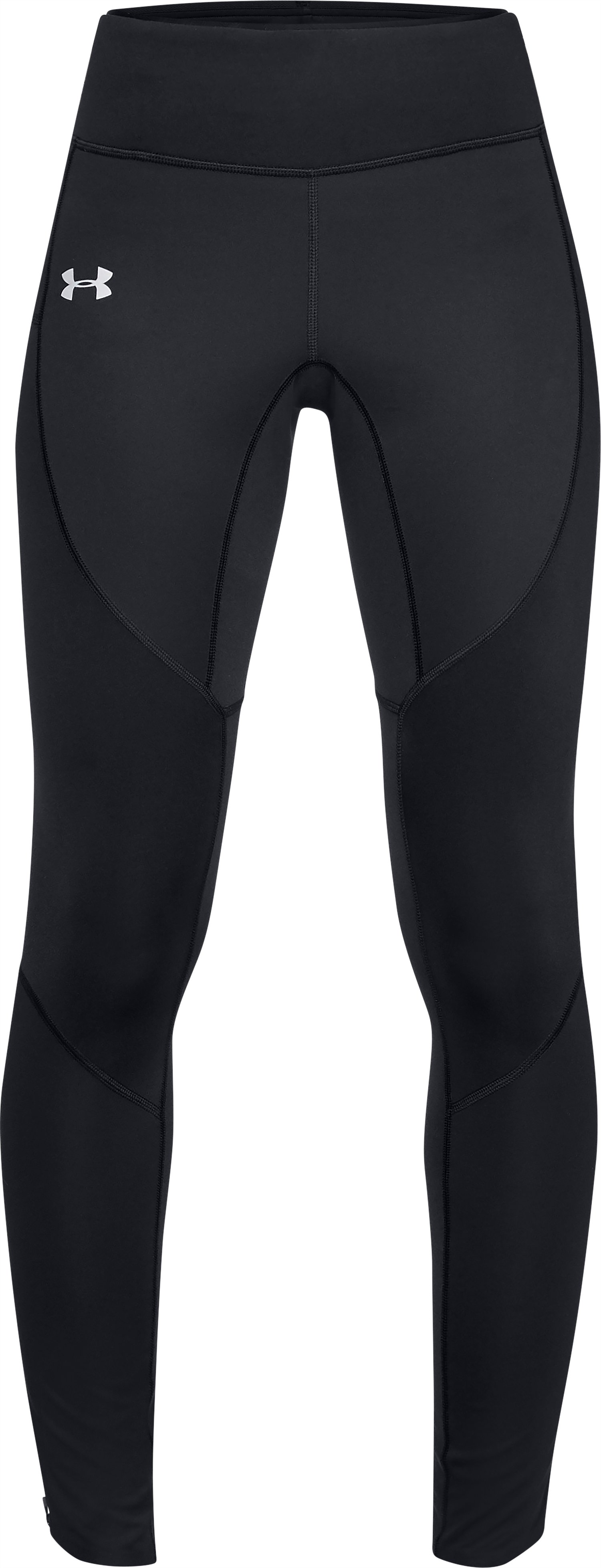 Women's UA Run WINDSTOPPER® Leggings, Black ,